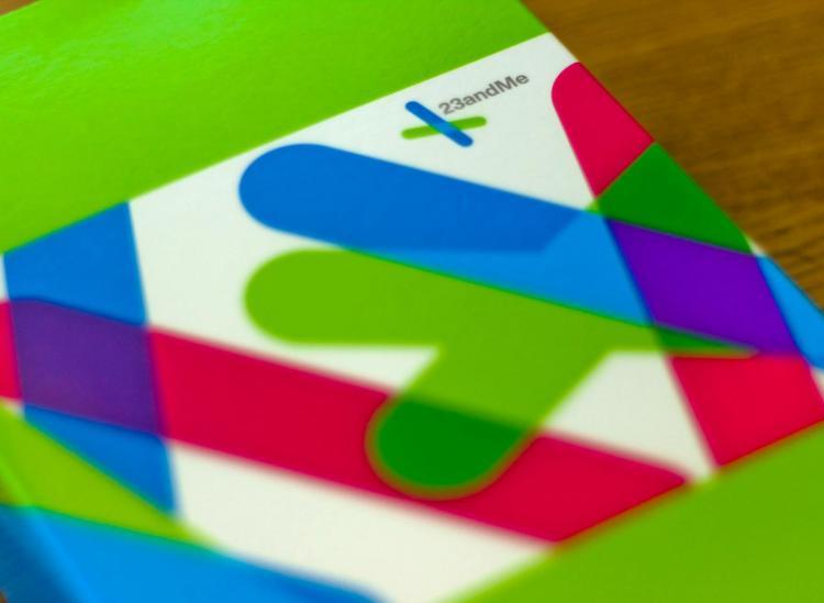 23andMe health test