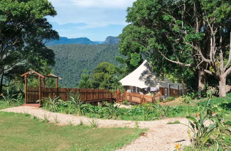 aussie yurt airbnb