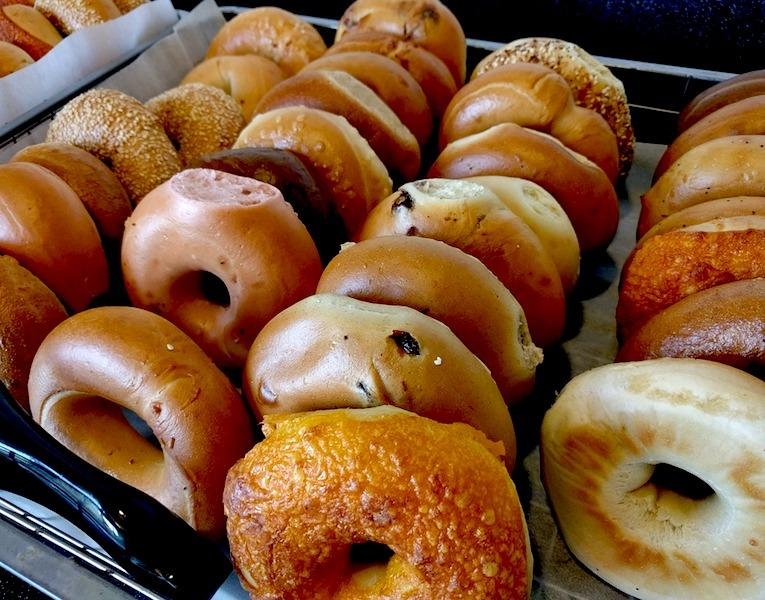 best types of bagels