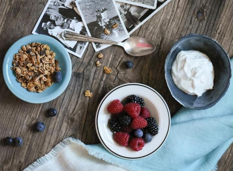 what to make with Greek yogurt