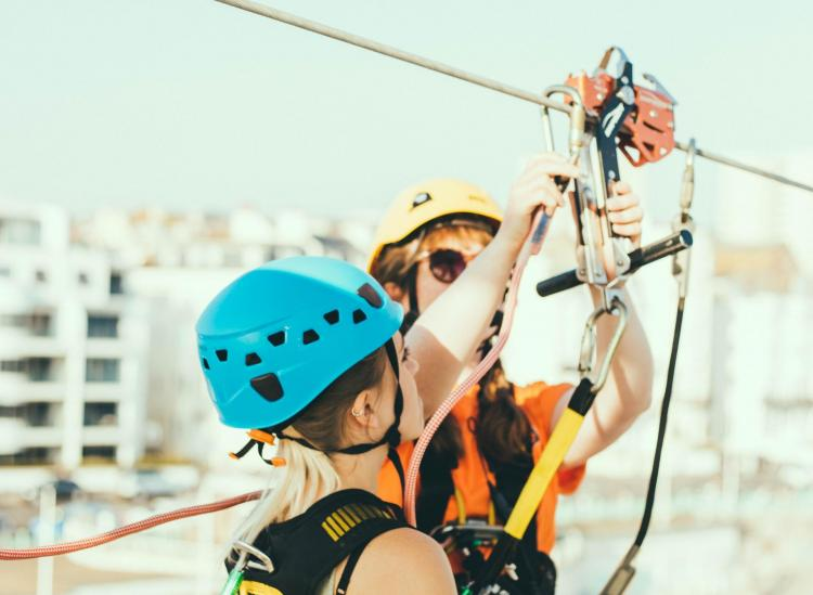 Here's Everything You Need To Know Before Going Zip-Lining