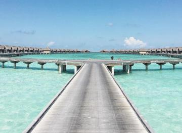 This Maldives Hotel Was Voted The Most Instagrammable In The World