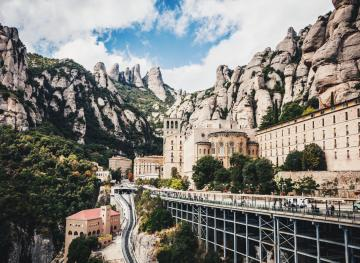 These Cliffside Monasteries Around The World Make For The Best Mountain Views