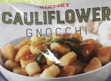 Cauliflower Gnocchi Hit The Shelves At Trader Joe's And It's Every Carb Lover's Dream