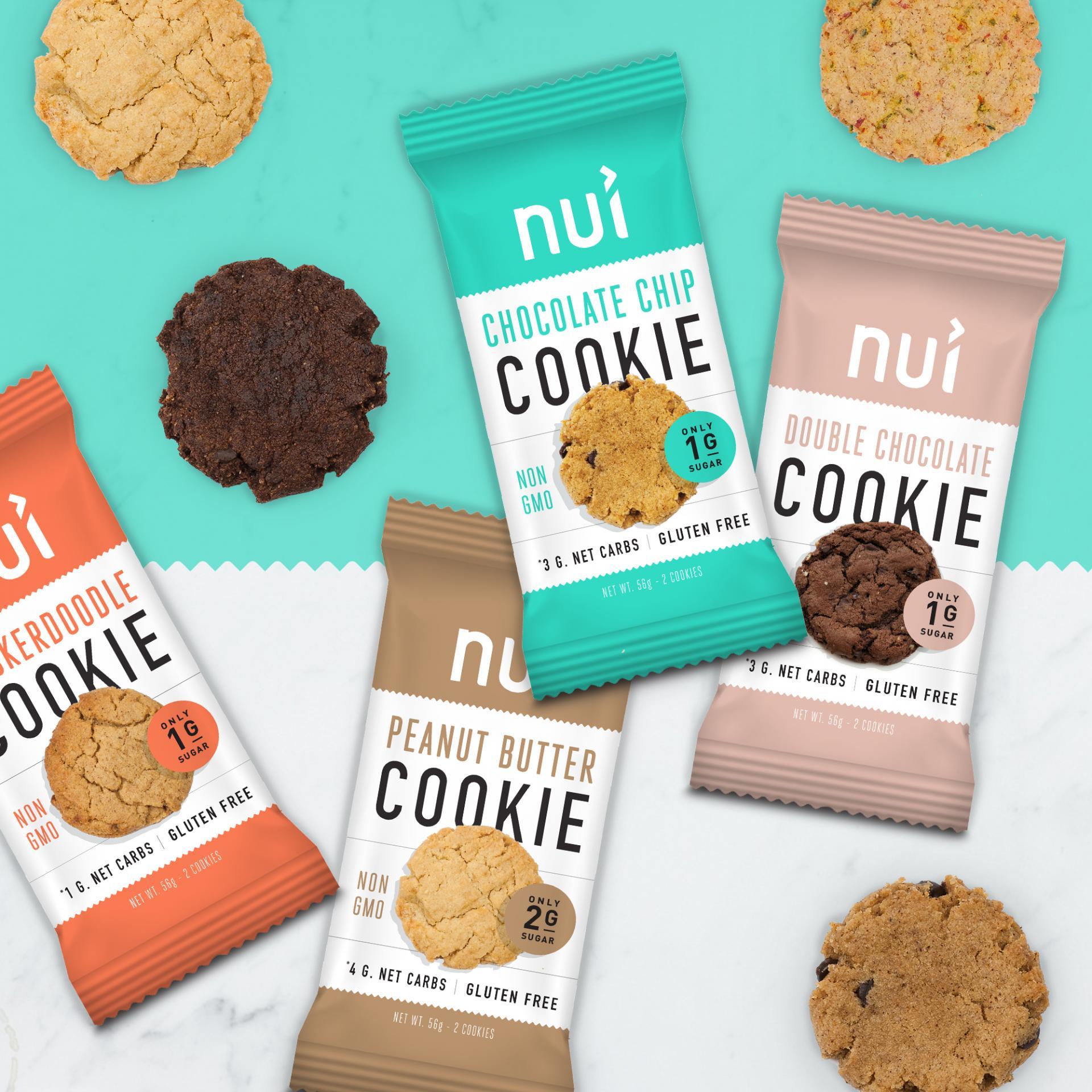 Nui Foods Keto Cookies
