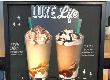 Starbucks Adds Two Sweet Frappuccinos To Its Permanent Menu
