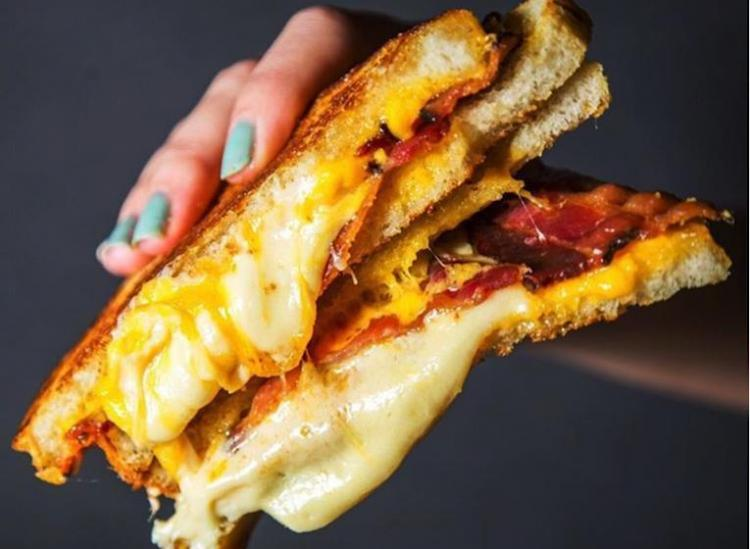 best grilled cheese combinations