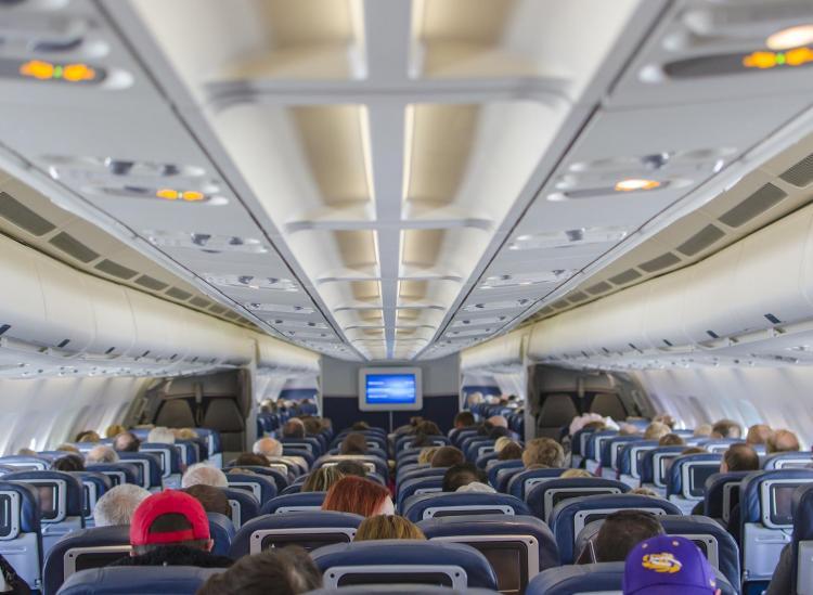 panic attack on plane