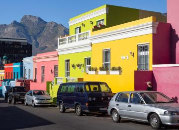 Cape Town's Bo Kaap Neighborhood Is Colorful Photo #Goals But Pays The Price Of Instagram Fame