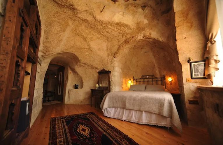 cave airbnbs
