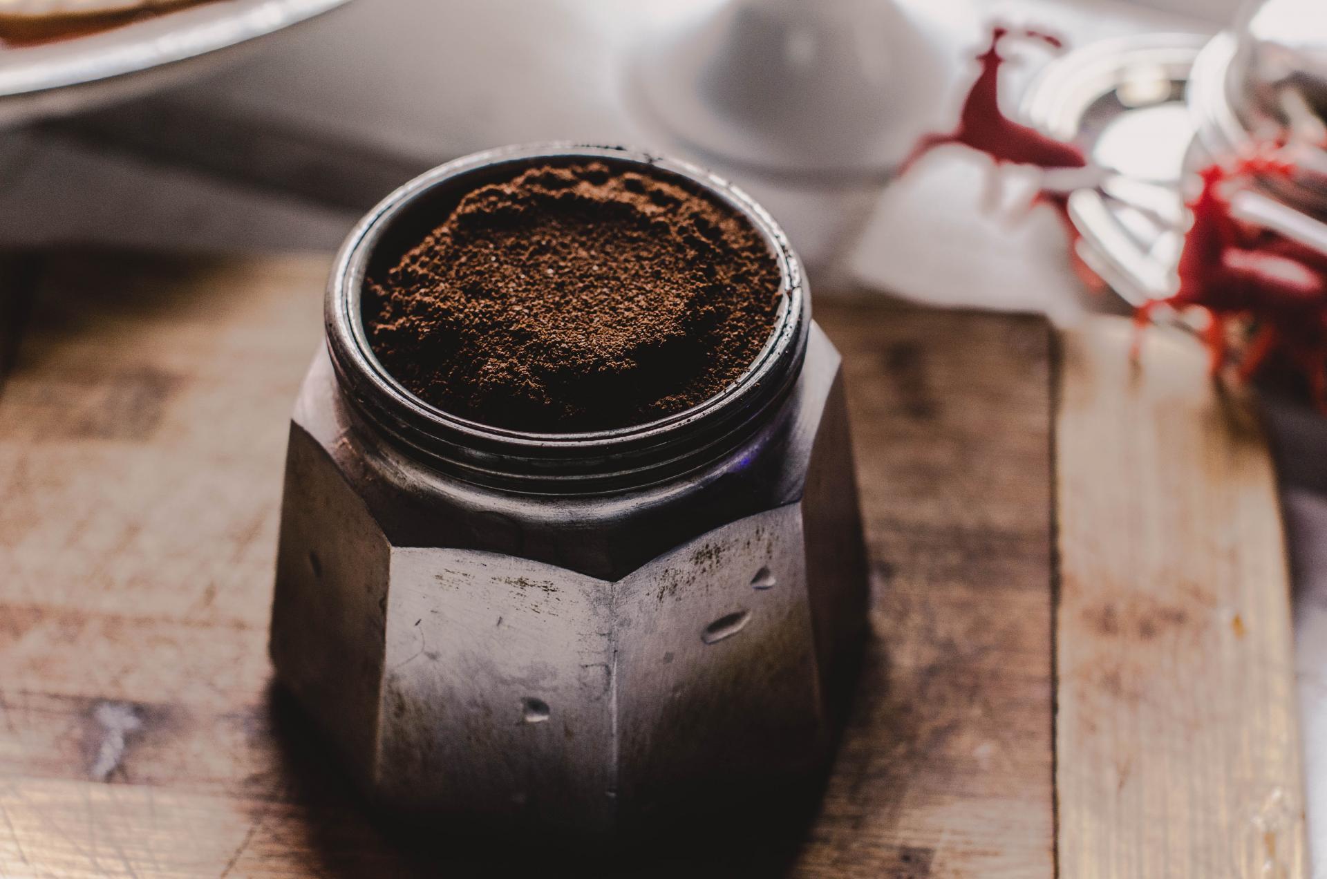 best DIY coffee scrub