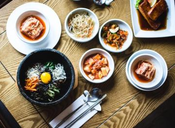 Here's How To Build Your Own Korean Bibimbap