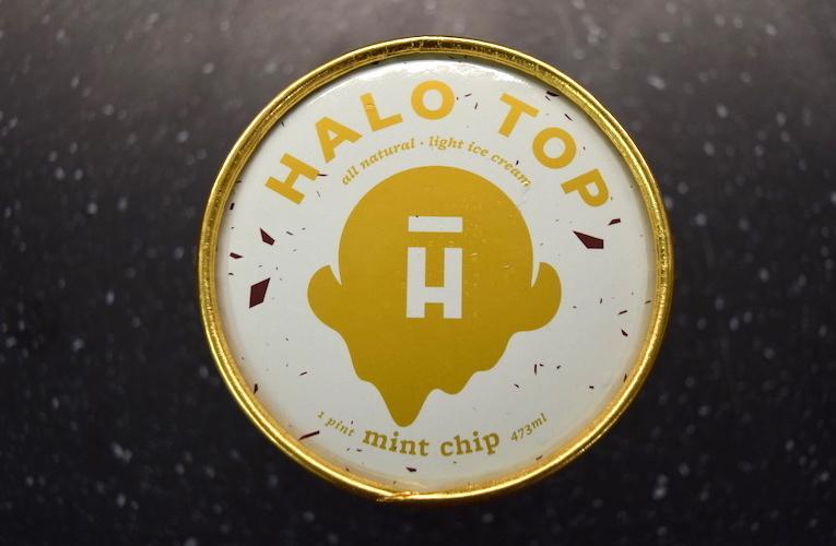 halo top ice cream flavors