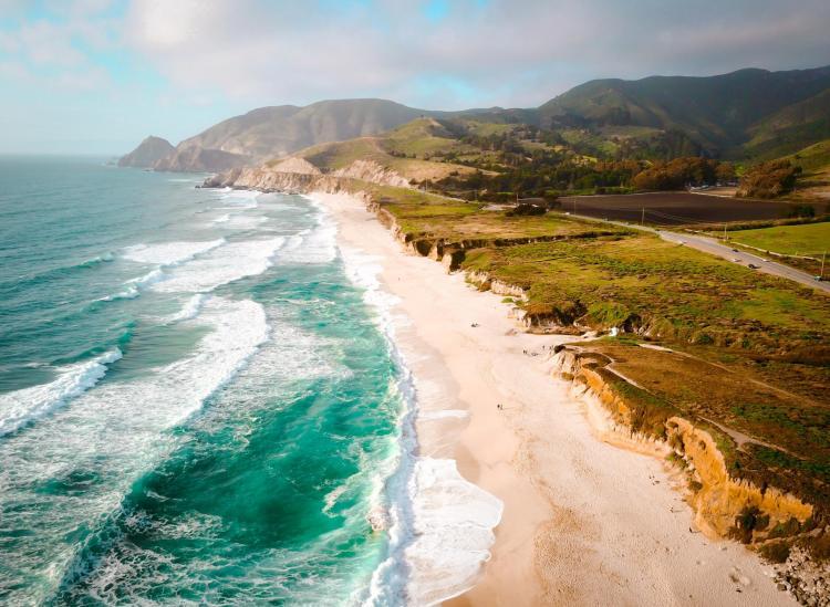 California Road Trip Itinerary