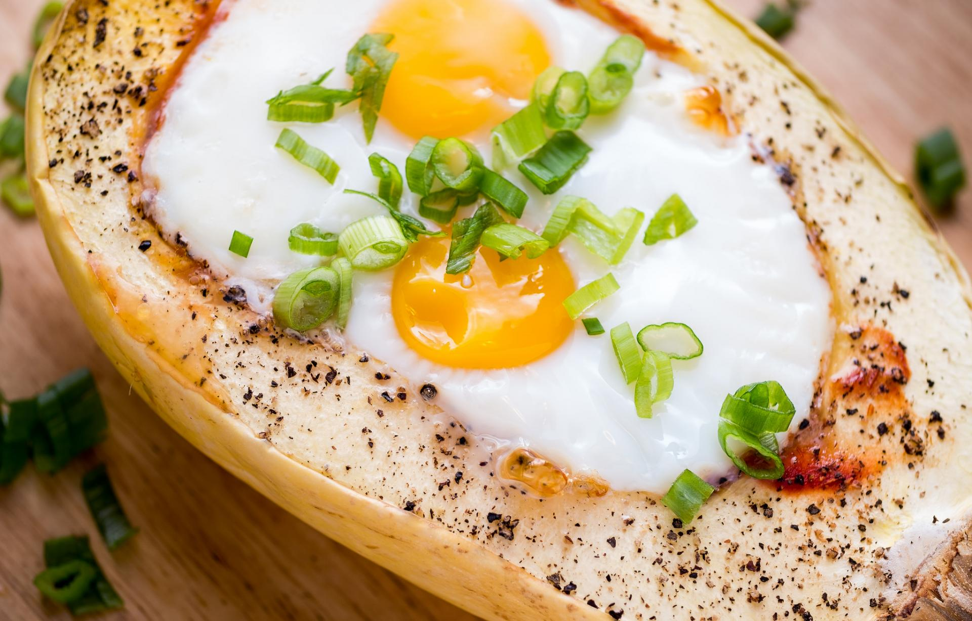 spaghetti squash vegetarian recipes