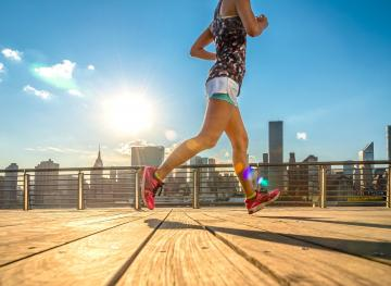 Here's The Best Way To Train For Your First Marathon