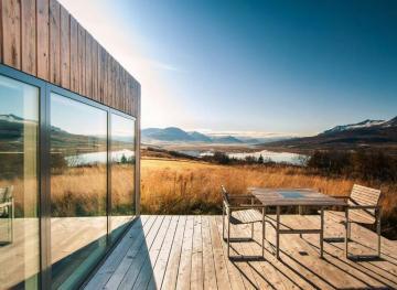 Iceland modern Airbnb