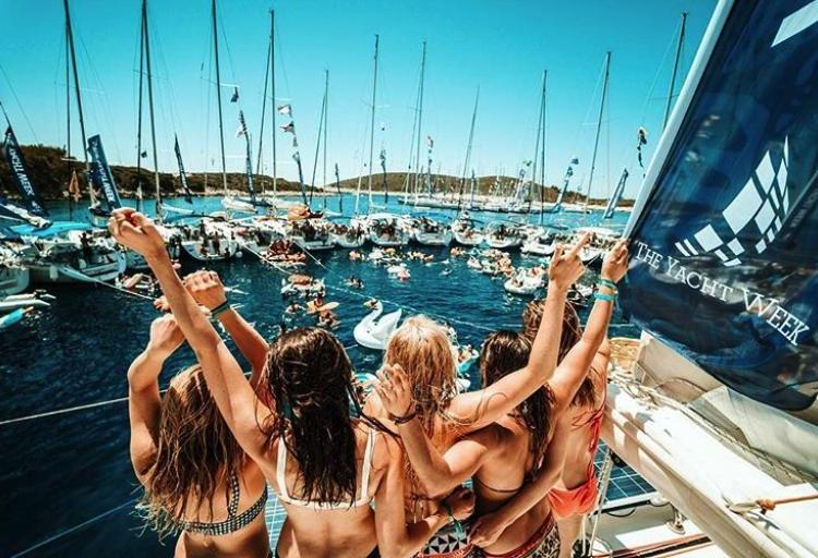 Yacht Week Is The Vacation Of Your Wildest Nautical Dreams