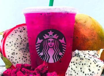 This New Starbucks Drink Proves Once And For All That Orange Is Not The New Pink