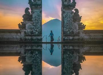 This Temple Gate In Bali Is More Than Just An Instagram Favorite