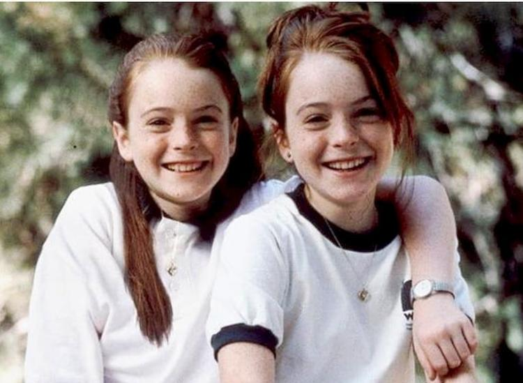 The Parent Trap life advice