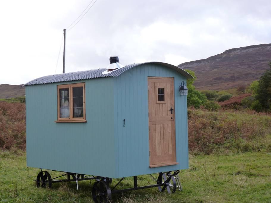 scotland skye island airbnb