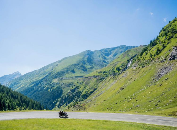 motorcycling honeymoons