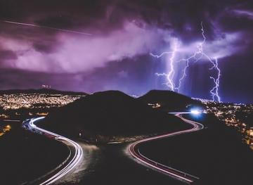 the hack to predicting a storm