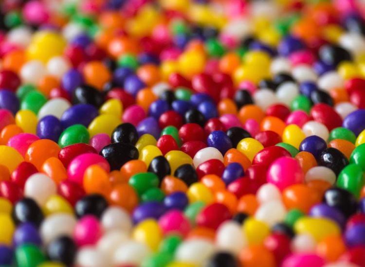 Weird Jelly Bean Facts