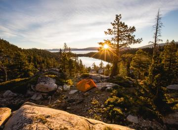 The Secrets To Camping On Any Budget, From Tents To Glamping