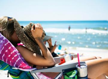 5 Places You Should Put SPF That You're Probably Forgetting