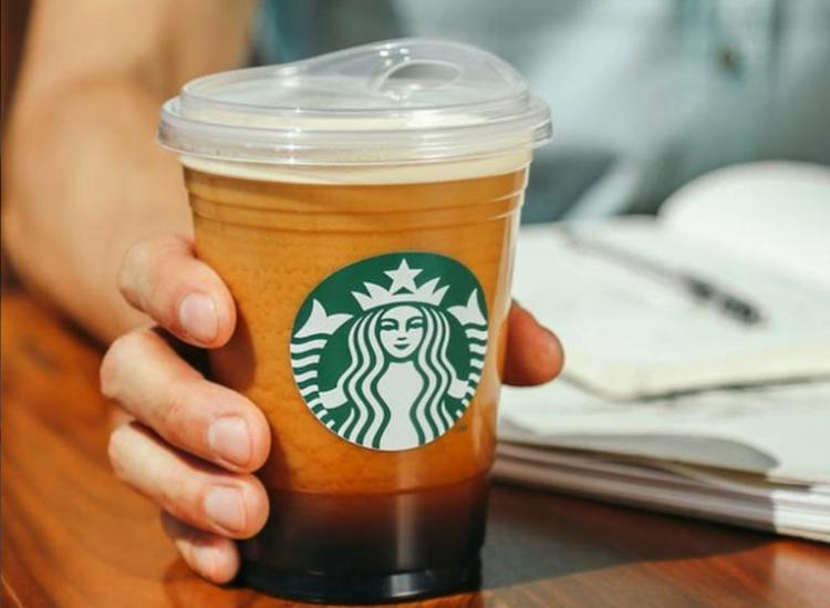 starbucks salted cream cold foam cold brew