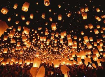 7 Of The World's Most Beautiful Lantern Festivals
