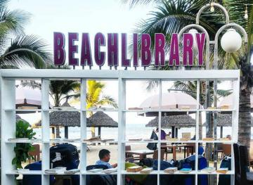 Why The Beach Library Is The Idea We've Needed All Our Lives