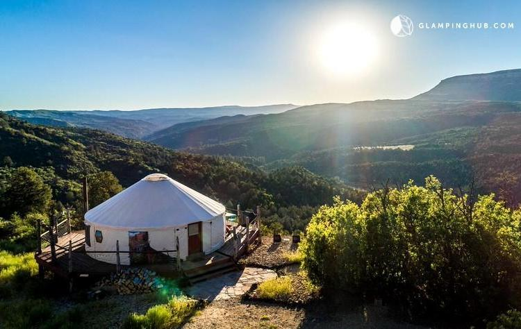 most popular Glamping Hub destinations