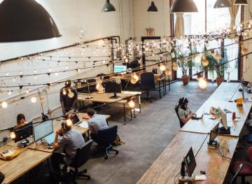 Open Office Floor Plans May Be Affecting Your Productivity, Research Says