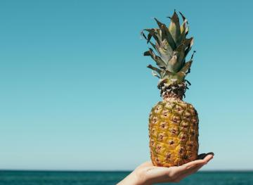 How To Turn A Pineapple Into The Ultimate Savory And Sweet Dishes