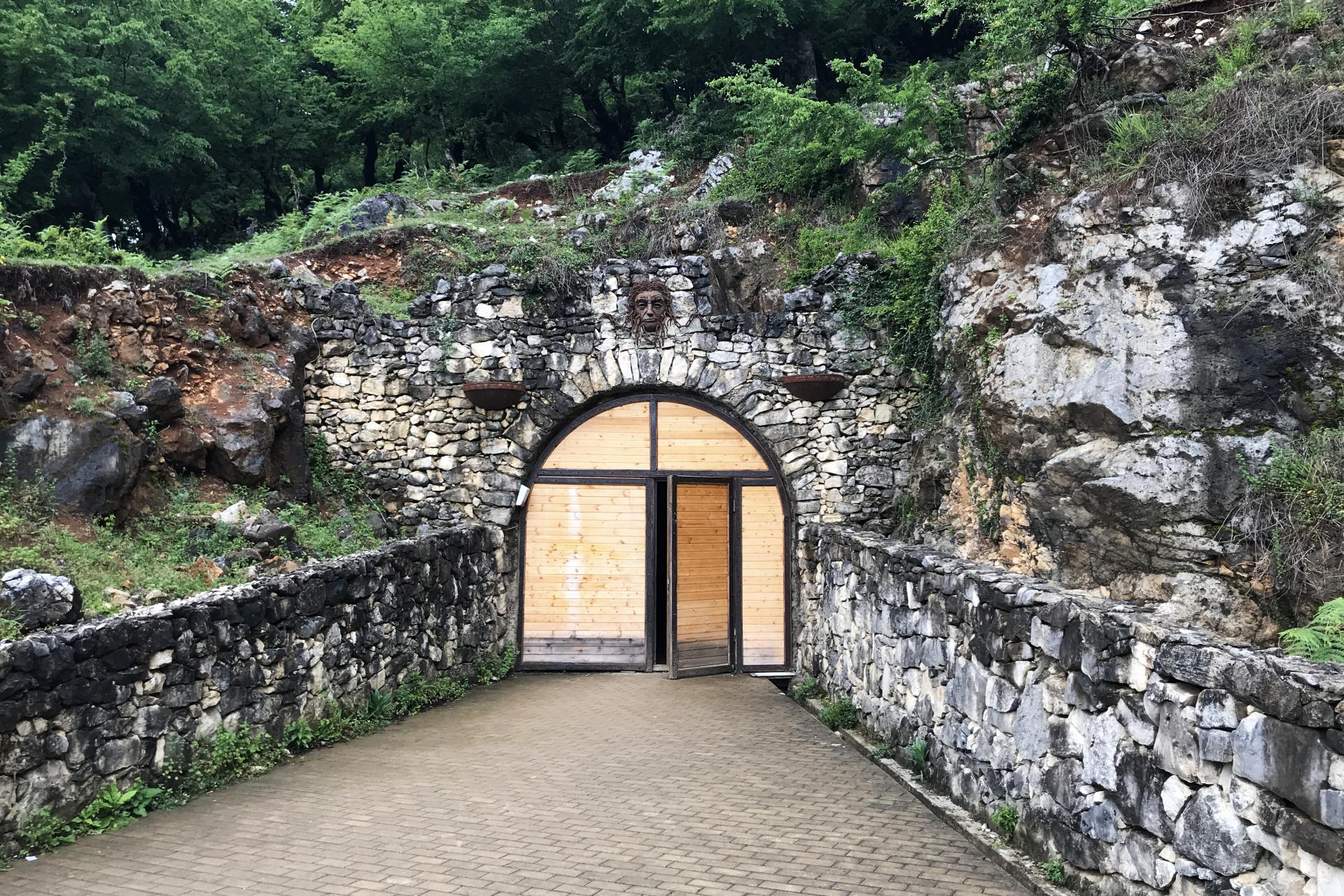 prometheus cave georgia
