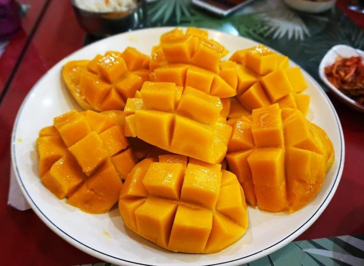 best mango desserts