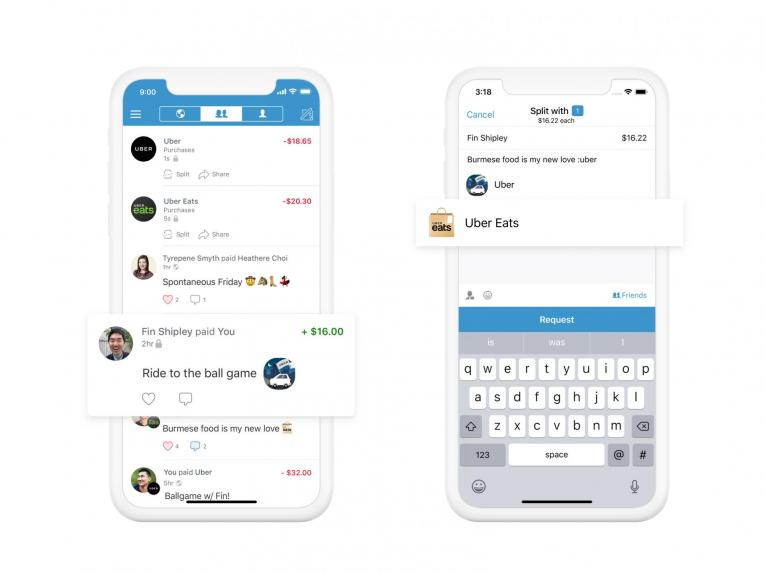 venmo and uber partnership