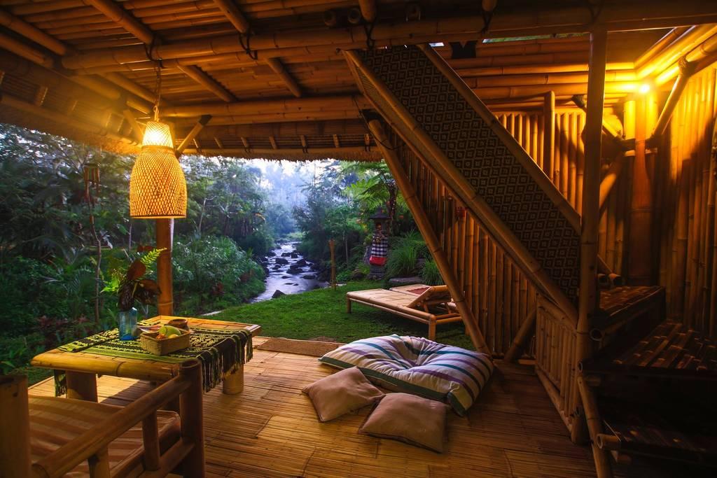 Bali volcano Airbnb