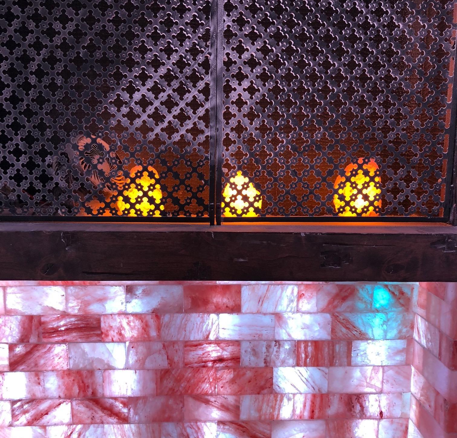 himalayan salt rooms