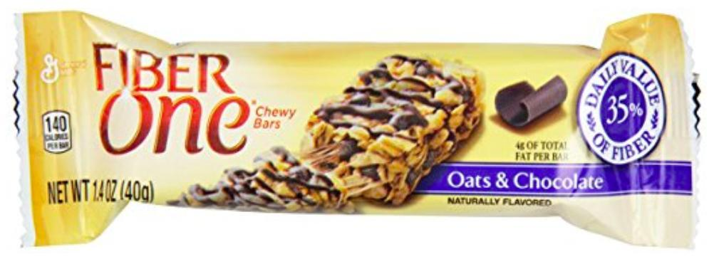 healthiest energy bars