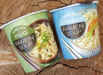 Trader Joe's Has Vegan Instant Ramen And You'll Want To Get Your Hands On It