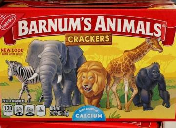 The Animal Crackers Box Got A Makeover, And For A Good Reason