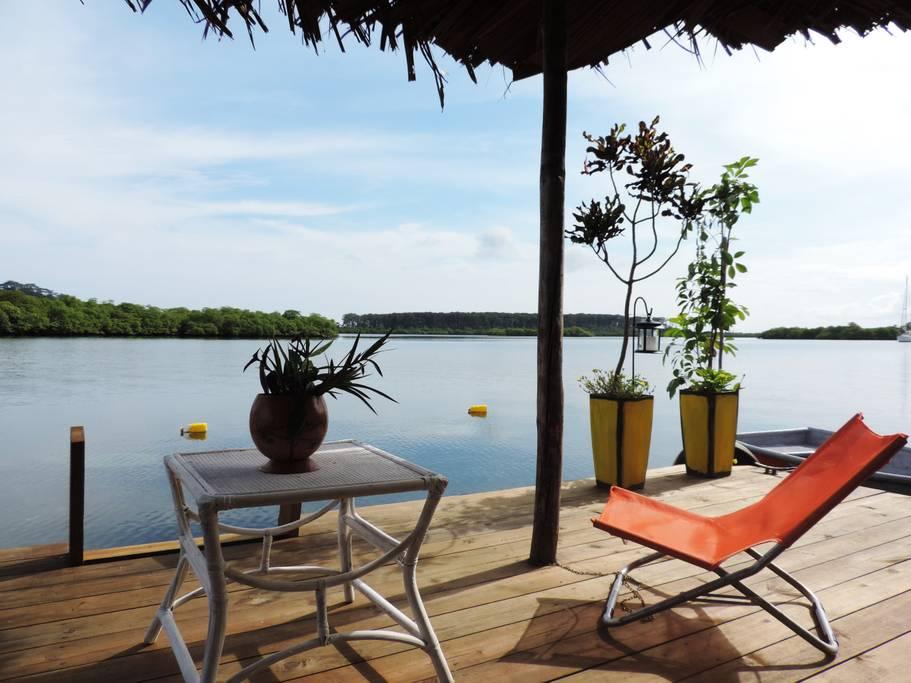 panama seaside airbnb