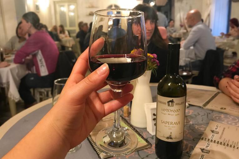 georgia country wine
