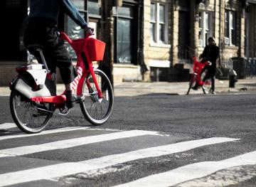 Cars Take A Backseat As Uber Shifts Focus To eBikes And Scooters In Cities