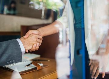 What To Do When Someone Refuses To Shake Your Hand
