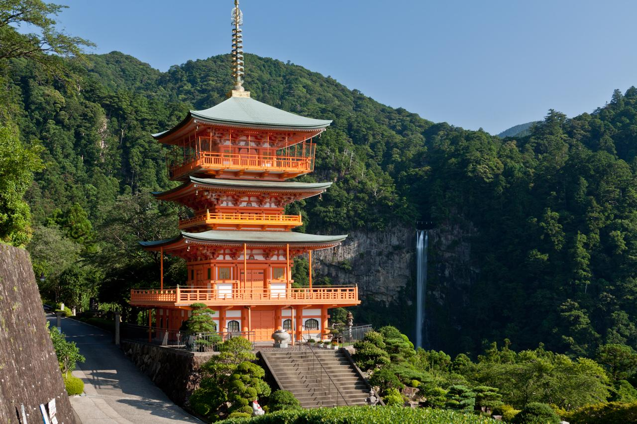 colorful places in Japan